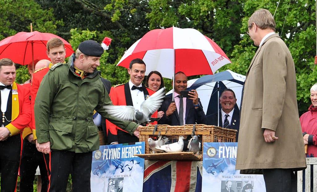 Flying Heroes Puttenham