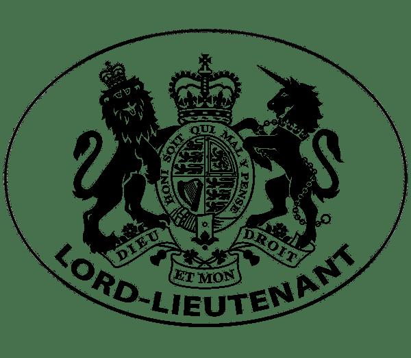 Surrey Lieutenancy Logo
